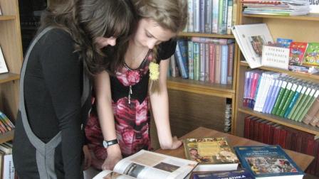 знакомство со справочной литературой в библиотеке